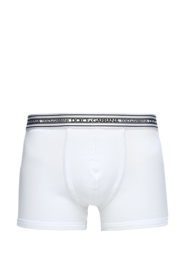 Dolce&Gabbana Boxer Beyaz
